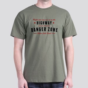Saul Danger Zone Quote T-Shirt