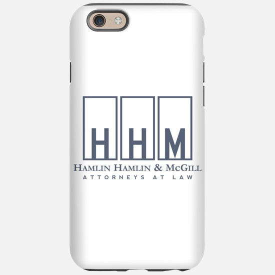 Hamlin Hamlin And McGill Lawyers iPhone 6 Tough Ca