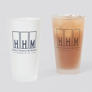 Hamlin Hamlin And McGill Lawyers Drinking Glass