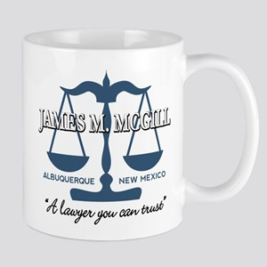 James McGill Lawyer Mugs