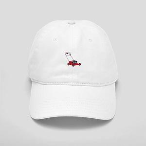 LAWN MOWER Baseball Cap
