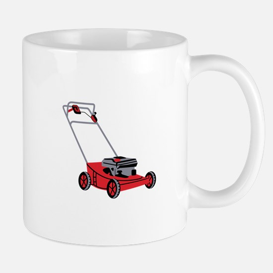 LAWN MOWER Mugs