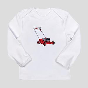 LAWN MOWER Long Sleeve T-Shirt