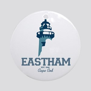 Eastham - Cape Cod. Ornament (round)