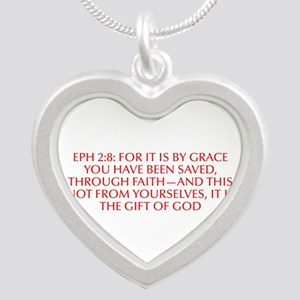 Eph 2 8 For it is by grace you have been saved thr