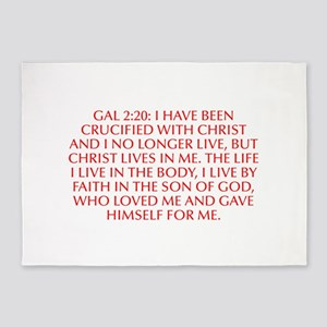 Gal 2 20 I have been crucified with Christ and I n