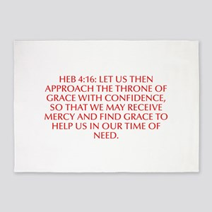 Heb 4 16 Let us then approach the throne of grace