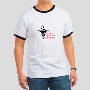 HEALING THROUGH MEDICINE T-Shirt