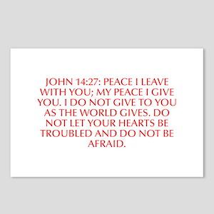 John 14 27 Peace I leave with you my peace I give