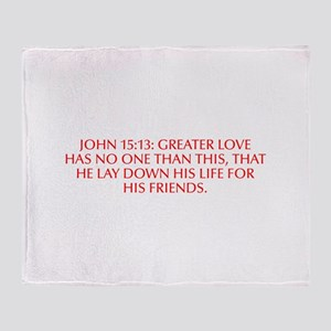 John 15 13 Greater love has no one than this that