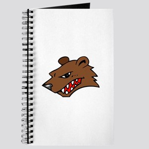 Bears Mascot Journal