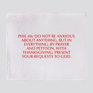 Phil 4 6 Do not be anxious about anything but in e
