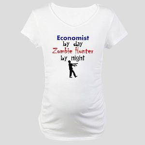 Economist By Day Zombie Hunter By Night Maternity