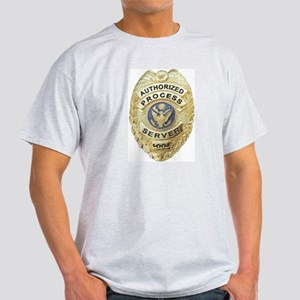 Process Server Light T-Shirt