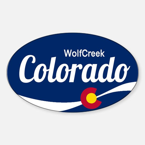 Epic Wolf Creek Ski Resort Colorado Decal