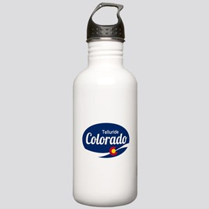 Epic Telluride Ski Res Stainless Water Bottle 1.0L