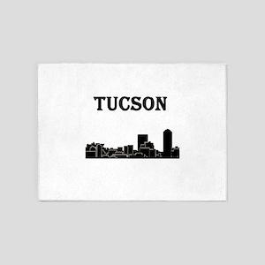 Tucson Skyline 5'x7'Area Rug