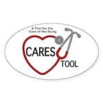 Cares Tool Logo Sticker