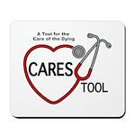 Cares Tool Logo Mousepad
