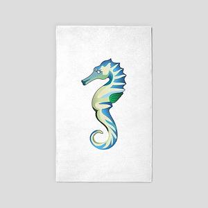 Sea Horse Area Rug