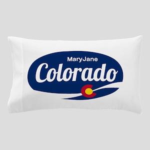 Epic Mary Jane Ski Resort Colorado Pillow Case
