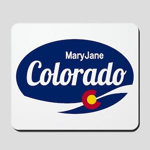 Epic Mary Jane Ski Resort Colorado Mousepad