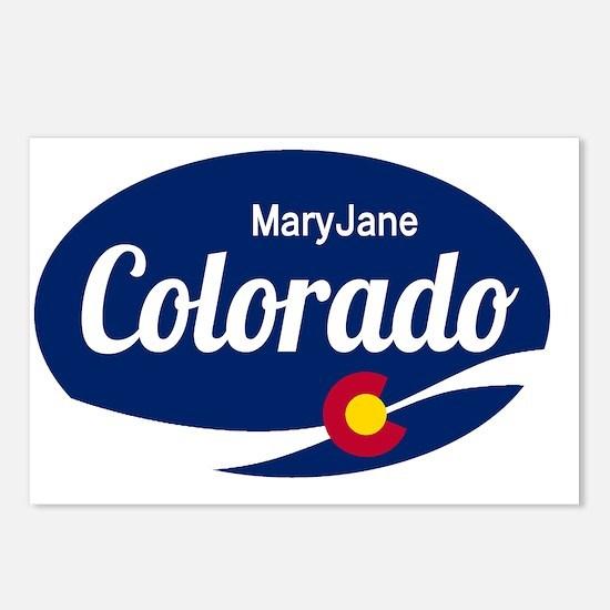 Epic Mary Jane Ski Resort Postcards (Package of 8)
