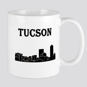 Tucson Skyline Mugs