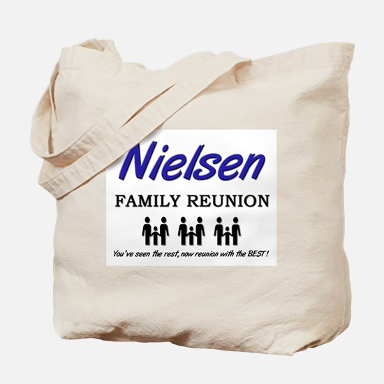 Nielsen Family Reunion Tote Bag