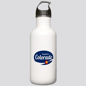 Epic Keystone Ski Reso Stainless Water Bottle 1.0L
