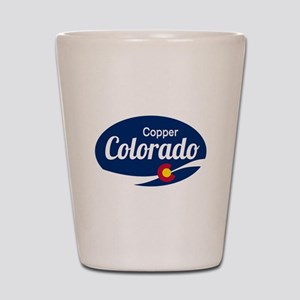 Epic Copper Mountain Ski Resort Colorad Shot Glass