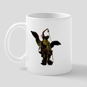 Powerful Angel - Gold Mug