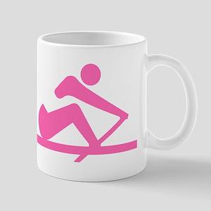 Pink Crew Mugs