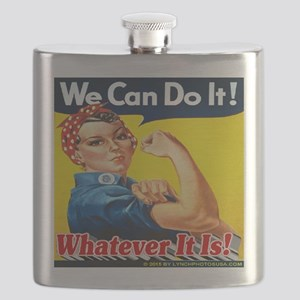 We Can Do It Whatever It Is Flask