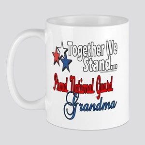 National Guard Grandma Mug