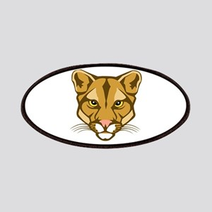 COUGAR MASCOT Patches
