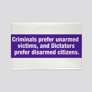 Criminals & Dictators Refrigerator Magnet