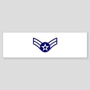 USAF E-3 AIRMAN FIRST CLASS Bumper Sticker