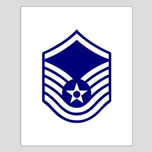 USAF E-7 MASTER SERGEANT Posters