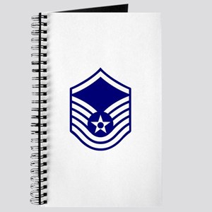 USAF E-7 MASTER SERGEANT Journal