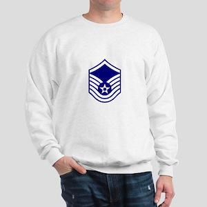 USAF E-7 MASTER SERGEANT Sweatshirt