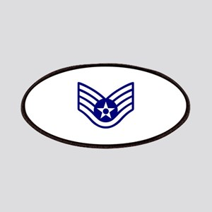 USAF E-5 STAFF SERGEANT Patches