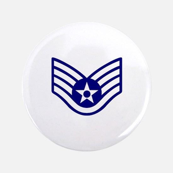 "USAF E-5 STAFF SERGEANT 3.5"" Button"