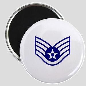 USAF E-5 STAFF SERGEANT Magnets