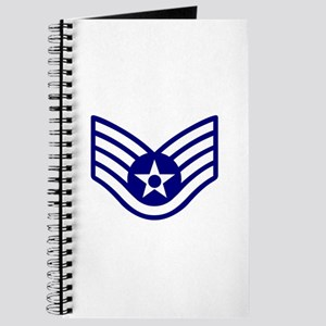 USAF E-5 STAFF SERGEANT Journal
