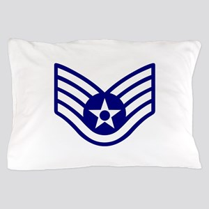 USAF E-5 STAFF SERGEANT Pillow Case