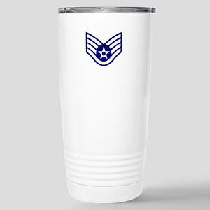 USAF E-5 STAFF SERGEANT Travel Mug