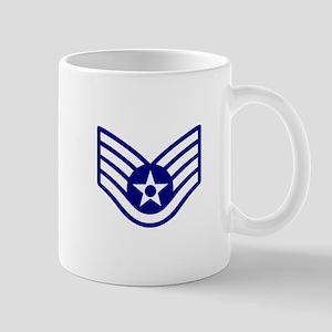 USAF E-5 STAFF SERGEANT Mugs