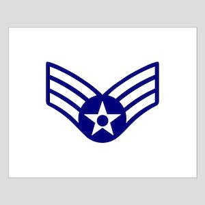 USAF E-4 SENIOR AIRMAN Posters