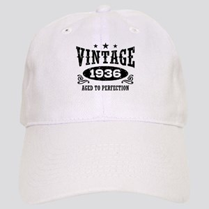 Vintage 1936 Cap